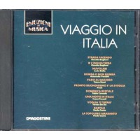 Viaggio In Italia - Baglioni/Dalla/Venditti/Vasco Rossi/De Sio/Paolo Conte Cd