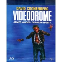 Videodrome - James Woods/David Cronenberg Blu Ray