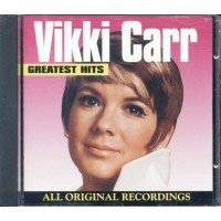 Vikki Carr - Greatest Hits (Curb Records) Cd