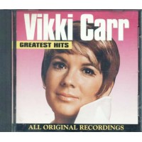 Vikki Carr - Greatest Hits Cd