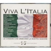 Viva L' Italia - Vasco Rossi/Mina/Battiato/Afterhours/Subsonica Box Cd