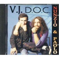 V.J. Doc - It'S Magic (Nunzio Fabrizio & Paolo Mancini) Radio Ies Cd