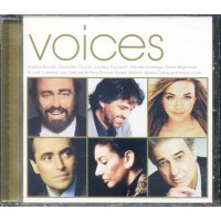 Voices - Suzanne Vega/Sounds Of Blackness/Zap Mama Cd