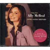Vonda Shepard - Songs From Ally Mcbeal Cd