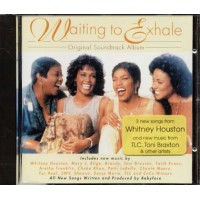 Waiting To Exhale/Donne Ost - Whitney Houston/Tlc/Mary J Blige Cd