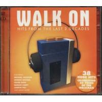 Walk On - Michael Jackson/Celine Dion/Springsteen/Billy Joel 2x Cd