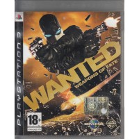 Wanted Weapons Of Fate Prima Stampa Perfetta Ps3