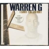 Warren G - I Shot The Sheriff Cd