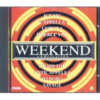 Weekend Compilation - Ice Mc/Cappella/Anticappella/Dj Bobo Cd