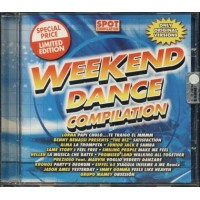 Weekend Dance Compilation - Benassi/Lorna/Hellen/Eiffel 65/Prezioso Cd