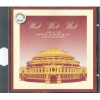 Wet Wet Wet - Live At The Royal Albert Hall Cd