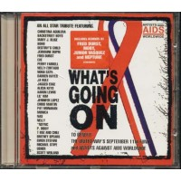 What'S Going On - Bono/U2/Rem/Alicia Keys/Coldplay/Britney Spears Cd