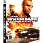 Wheelman Vin Diesel Prima Stampa Italiana Perfetta Ps3