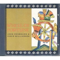 John Renbourn & Robin Williamson - Wheel Of Fortune Cd