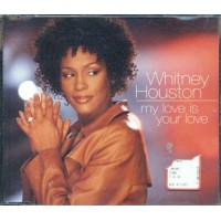 Whitney Houston - My Love Is Your Love Single Cd