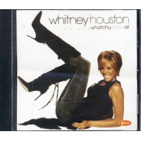 Whitney Houston - Whatchu Lookin At Japan Gold Cd