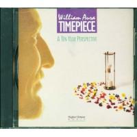 William Aura - Timepiece/ A Ten Year Perspective Cd