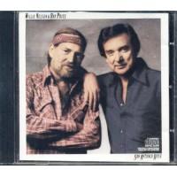 Willie Nelson & Ray Price - San Antonio Rose Cd