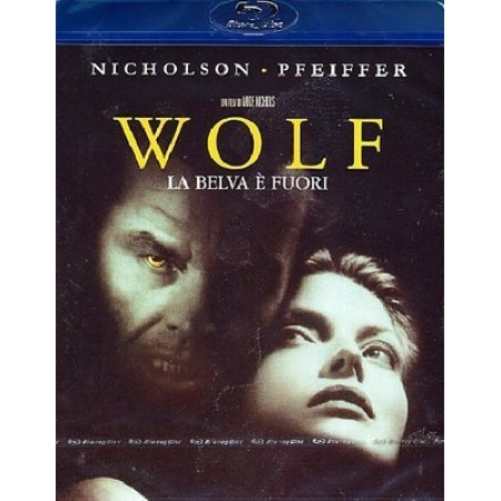 Wolf La Belva E' Fuori - Jack Nicholson/Michelle Pfeiffer Blu Ray