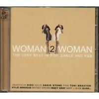 Woman 2 Woman - Dido/Anastacia/Imbruglia/Minogue/Britney/Elisa 2x Cd