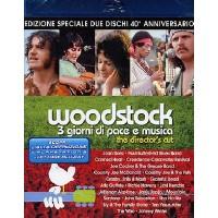 Woodstock 3 Giorni Di Pace E Musica Director'S Cut Blu Ray