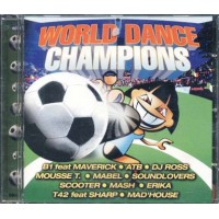 World Dance Attack - Dj Ross/Mad'House/Carolina Marquez/Mousse T Cd