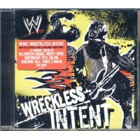 Wwe: Wreckless Intent Cd
