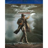 Wyatt Earp - Kevin Costner/Gene Hackman/Dennis Quaid Blu Ray