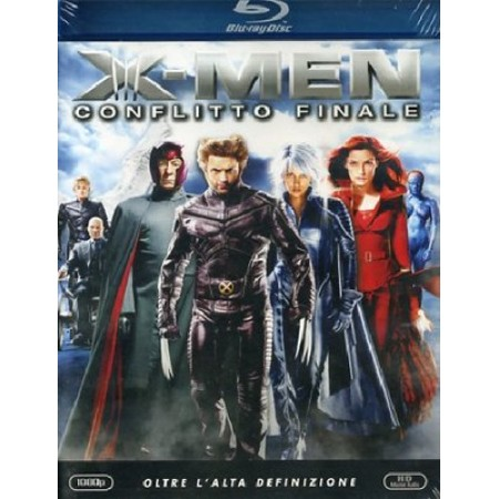 X-Men Conflitto Finale - Hugh Jackman/Halle Berry Blu Ray