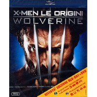 X-Men Le Origini Wolverine - Hugh Jackman Blu Ray