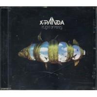 X-Panda - Flight Of Fency Cd