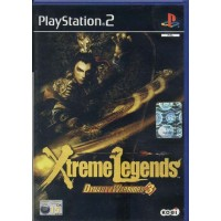 Xtreme Legends Dynasty Warriors 3 Ps2