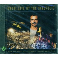 Yanni - Live At The Acropolis With Royal Philharmonic Orchestra Cd