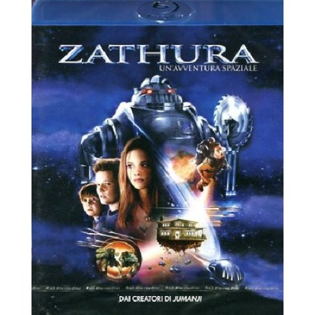 Zathura Un' Avventura Spaziale - Kristen Stewart Blu Ray