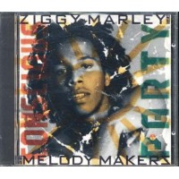 Ziggy Marley & The Melody Makers - Conscious Party Cd
