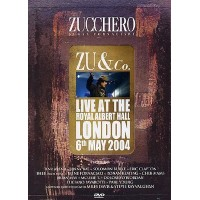 Zucchero/Clapton/Brian May - Live At The Royal Albert Hall Slidepack Dvd